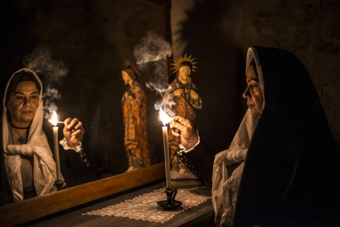 Alessandro Spiga © Alessandro Spiga, Italy, Shortlist, Arts and Culture, Open Competition, 2015 Sony World Photography Awards