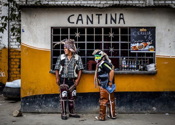 © David Martin Huamani Bedoya, Peru, Shortlist, Arts and Culture, Open Competition, 2015 Sony World Photography Awards