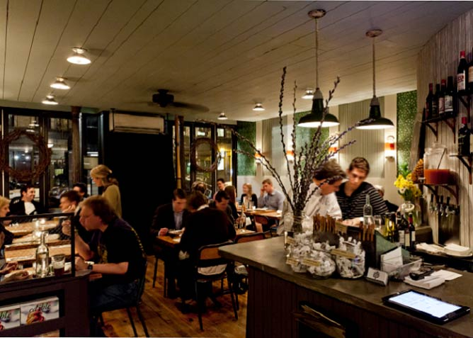 Northern Spy Food and Co. Restaurant