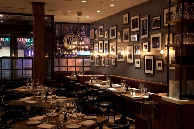 The Writing Room Restaurant