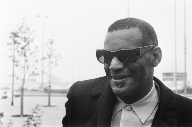Ray Charles in 1968 © Koch, Eric/Wikipedia