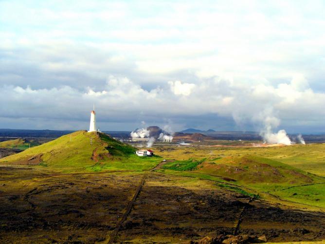 Reykjanes | © Richard Gould/Flickr