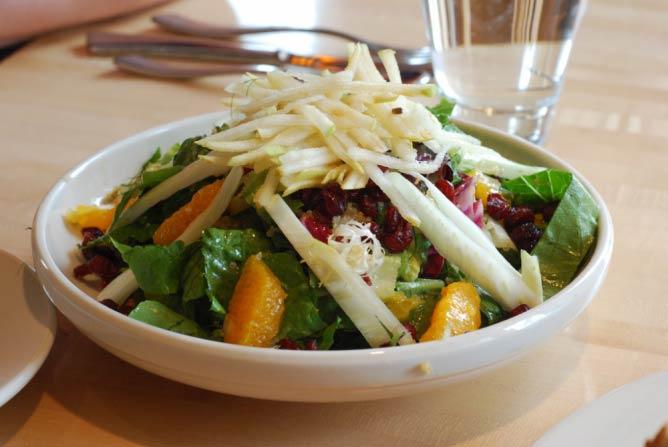 Fennel Citrus Salad (c) Howard Walfish/Flickrcommons
