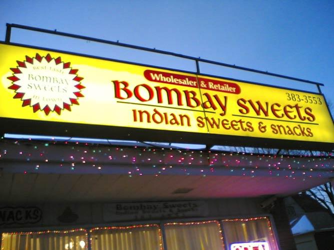 Bombay Sweets (c) Pete Prodoehl/Flickrcommons