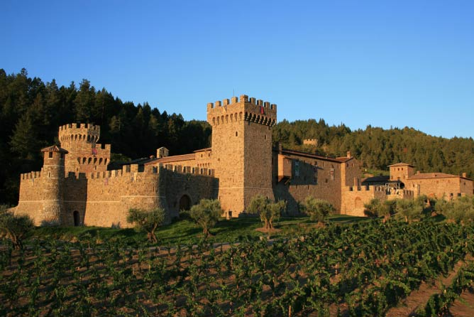 Castello di Amorosa | © Jim Sullivan/Courtesy of Castello di Amorosa