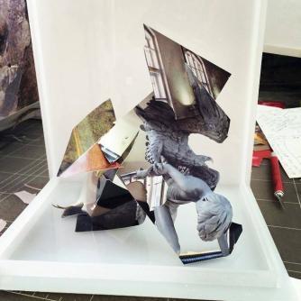 Irit Tamari's Work. Courtesy of Sarah Peguine.