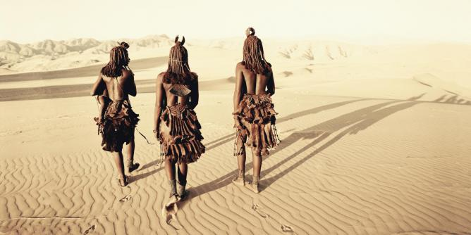 Himba | © Jimmy Nelson / Heist