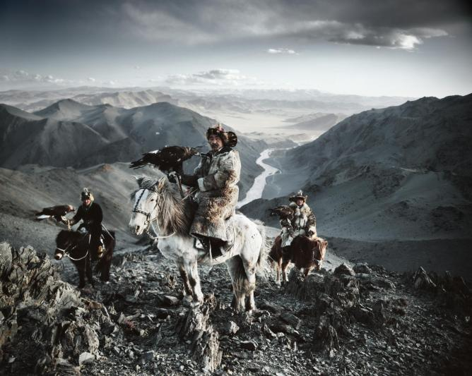 Kazakh | © Jimmy Nelson / Heist