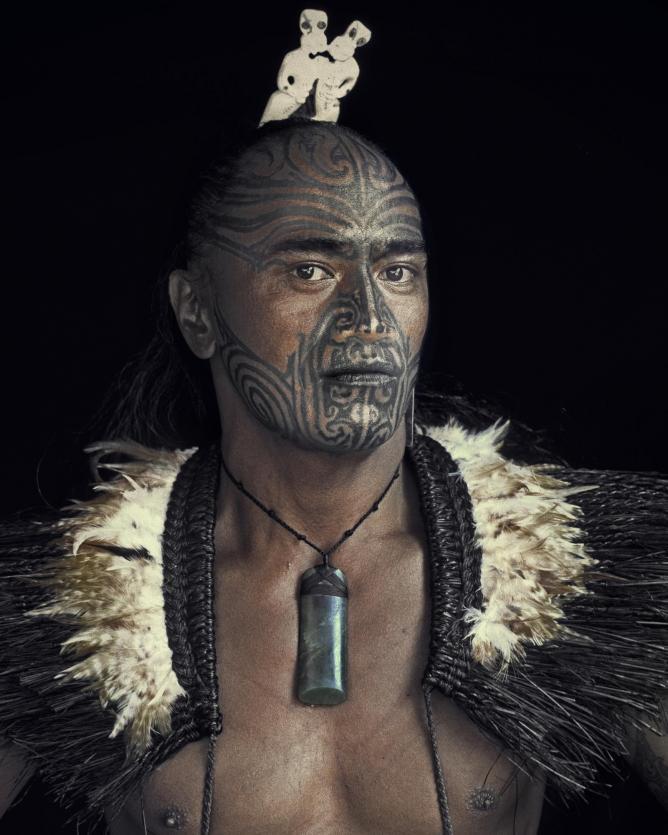 Maori 2 | © Jimmy Nelson / Heist
