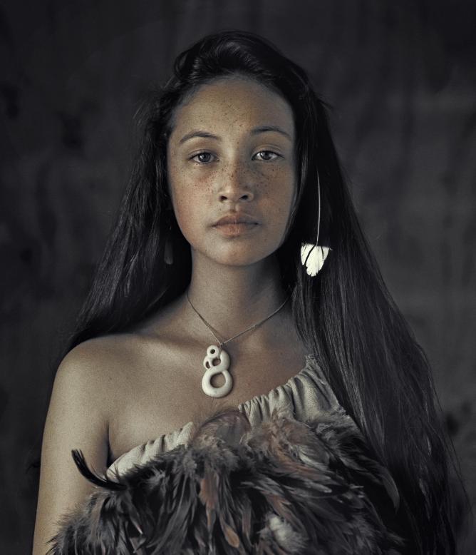 Maori | © Jimmy Nelson / Heist