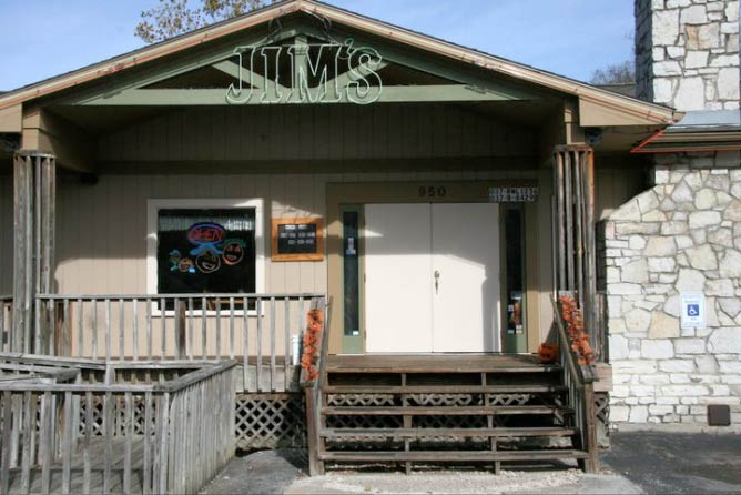 Jim's Seafood Exterior | Courtesy of Jim's Seafood