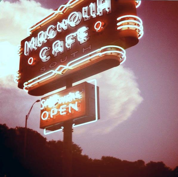 Magnolia Cafe Sign | Courtesy of Magnolia Cafe