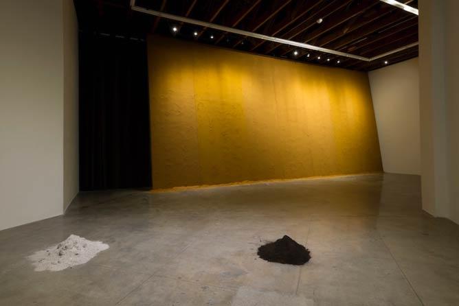 Kour Pour's Los Angeles Solo Exhibition at Depart Foundation | © Kour Pour