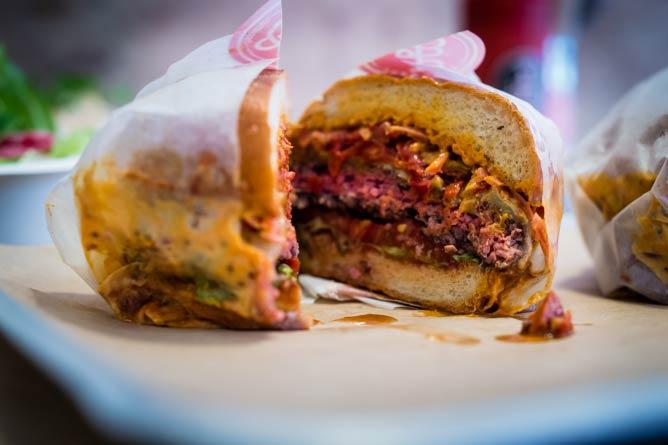 Burger | © Patty and Bun