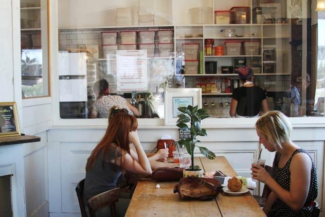 Image Courtesy of Sweetleaf Coffee & Espresso Bar