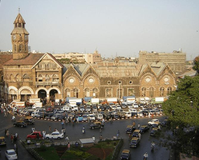 Crawford Market © H.Sanat/WikiCommons