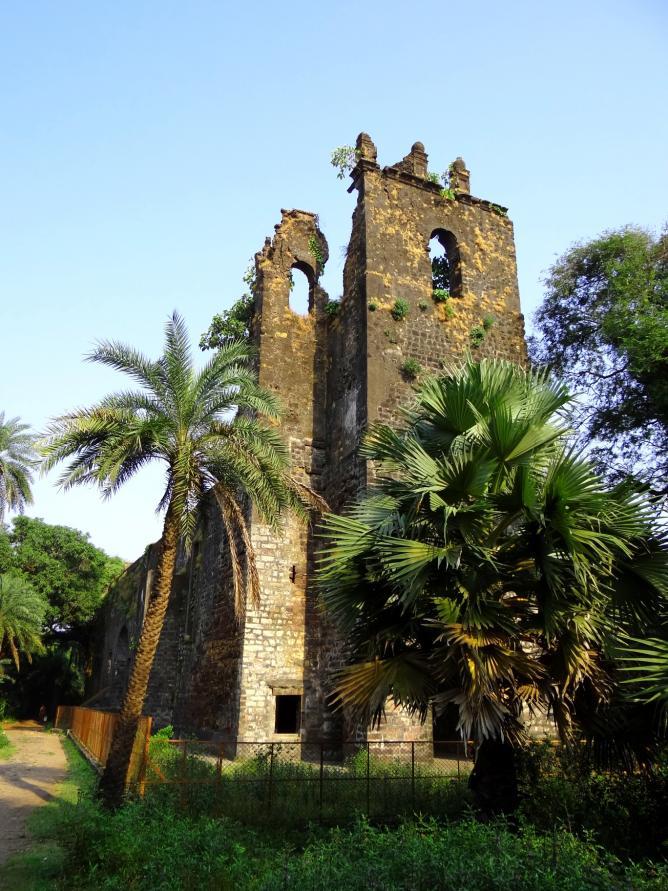 Bassein Fort © Gladson Machado/WikiCommons