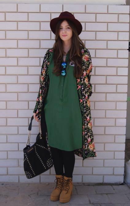 Fashionista Aviva  © Hilla Ofman