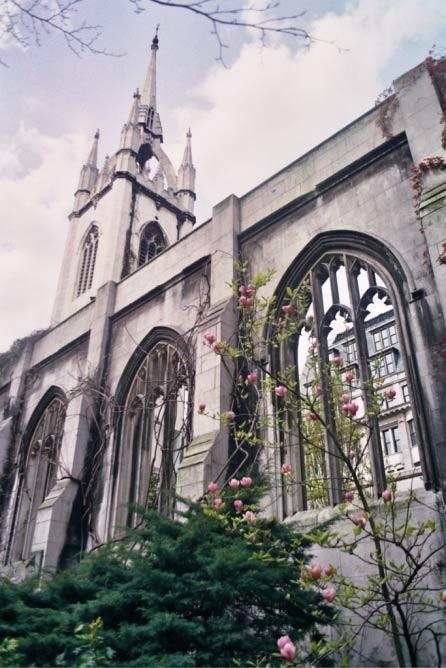 St. Dunstan in the East