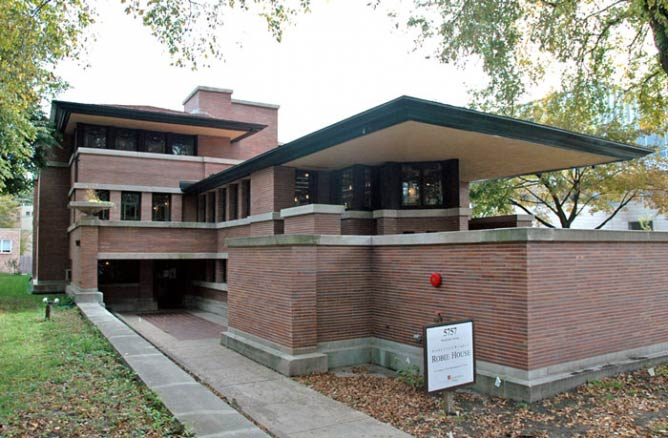 Robie House|© Dan Smith