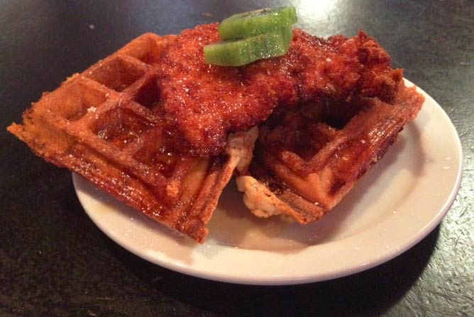 Sycamore Chicken and Waffles