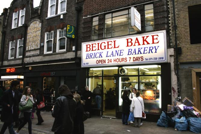 Brick Lane Bagel