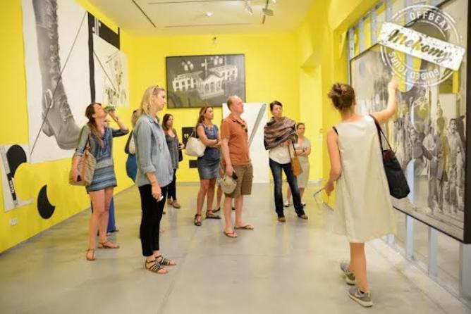 ART TOUR: Discover the South of Tel Aviv Mekomy