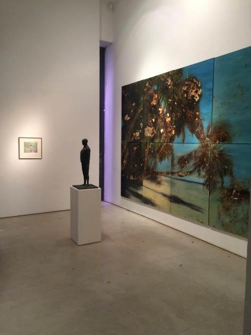 """A Concrete Fantasy"" Exhibition, An Installation View  | © Courtesy Zemack Contemporary Art Gallery, Tel Aviv"