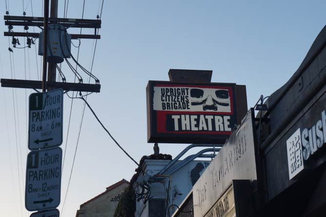 Upright Citizens Brigade Los Angeles