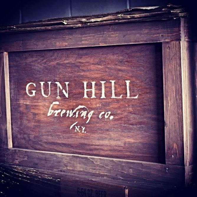 Gun Hill Brewing Co. | © Image Courtesy of Gun Hill Brewing Co.