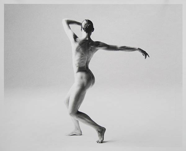 Leonard Nimoy Classic Nudes & Dance series  Image courtesy of R.Michelson Galleries