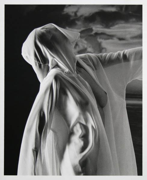 Leonard Nimoy Shekhina series  Image courtesy of R.Michelson Galleries