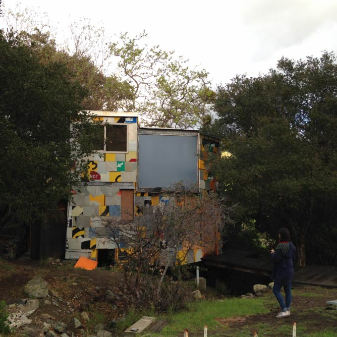 Modular House © Marissa Clifford