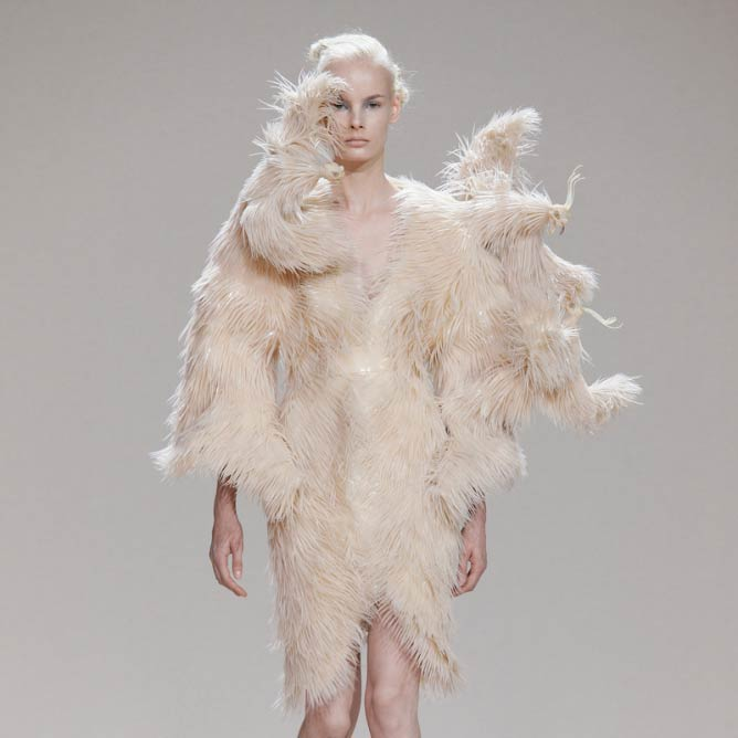 Iris van Herpen's fall 2014 collection