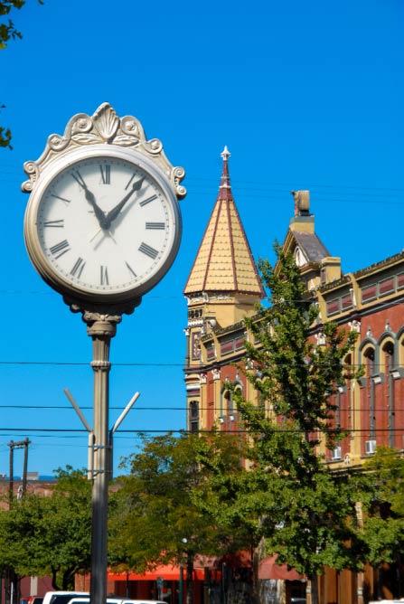 Downtown Ellensburg | Courtesy of My Ellensburg