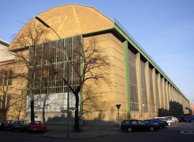 The AEG Turbine Factory, in Berlin-Moabit, Germany. © Doris Antony/WikiCommons