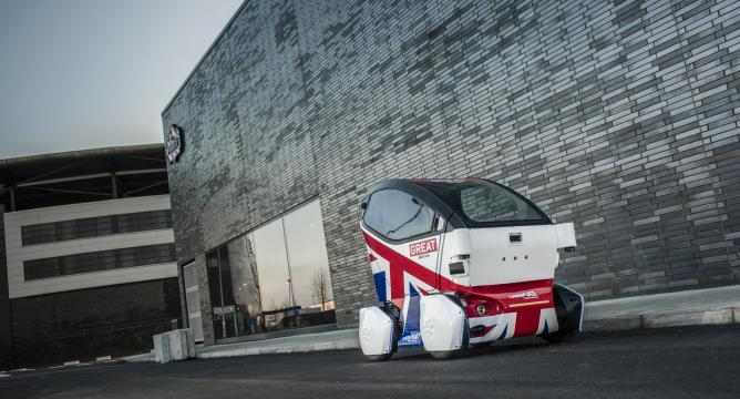 Driverless Pods