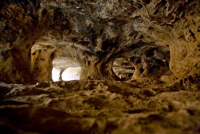 Me'arat Halilim (Flutes Cave)