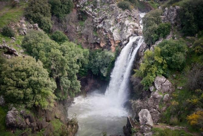 Saar Waterfall