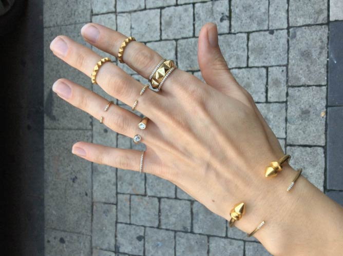 5 Jewelry Designers From Tel Aviv You Should Know
