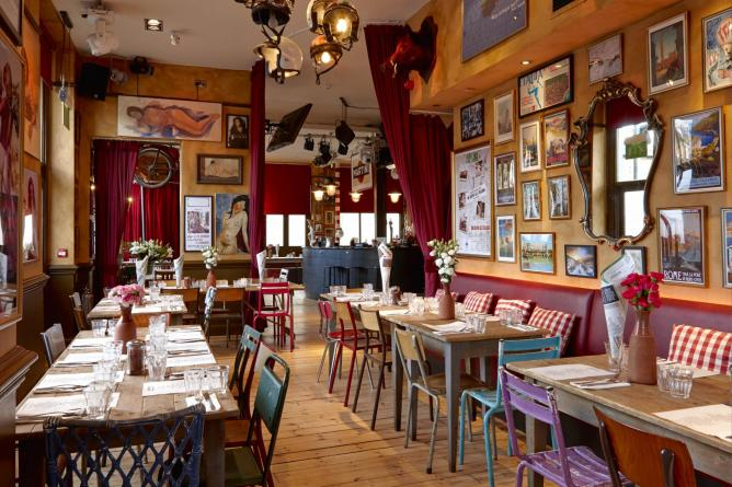 Top 10 Quirky Eating Spots In London