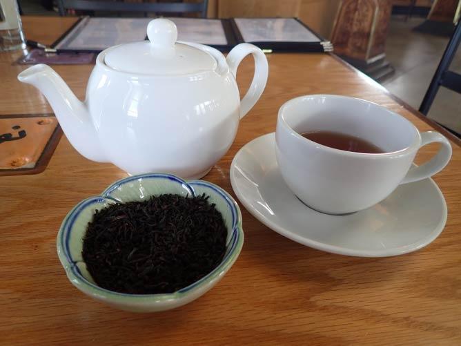 Lapsang Souchung Tea   Lauren Ferrier