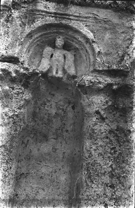 Photo S_003, Church of el 'Adhra, Khakh, Turkey, April 1911 © The Gertrude Bell Archive, Newcastle University