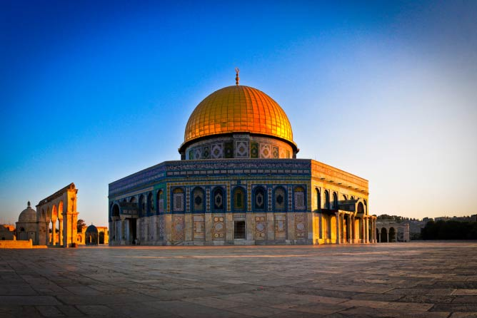 Jerusalem Stone Tile The 14 Most Beautiful Places In The Middle East