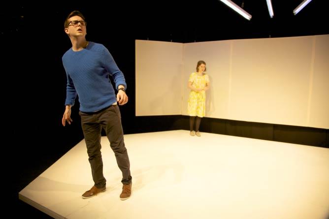 Radiant Vermin at Soho Theatre © Anna Soderblom