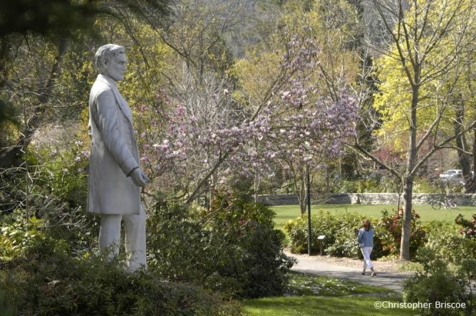 Lithia Park in Ashland | © Christopher Briscoe/Courtesy of Ashland, Oregon Chamber of Commerce