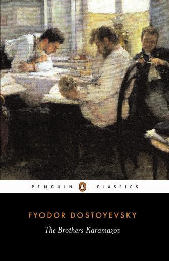 Fyodor Dostoyevsky - The Brothers Karamazov