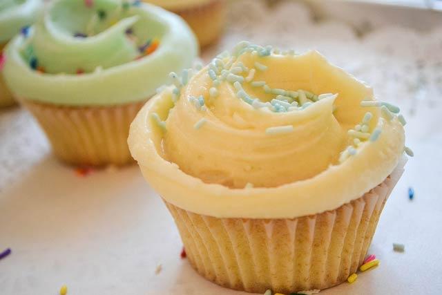 Vanilla Cupcake from Magnolia Bakery | © Kate Howley