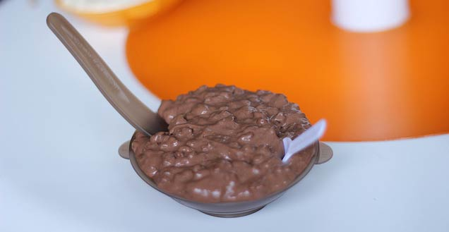 Chocolate Rice Pudding from Rice to Riches | © Kate Howley