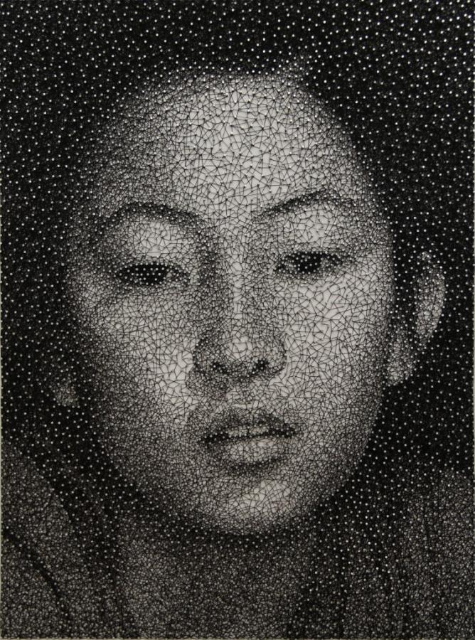 Constellation Mana, 2011. © Kumi Yamashita.